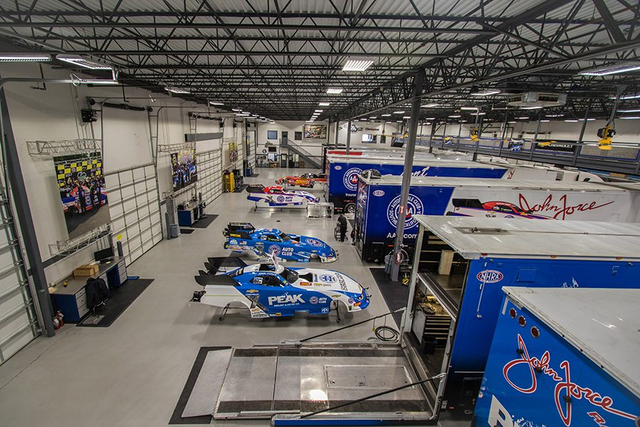 Used Cars Indianapolis >> Indy Shop | John Force Racing Official Site